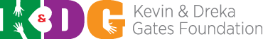 Kevin & Dreka Gates Foundation Logo